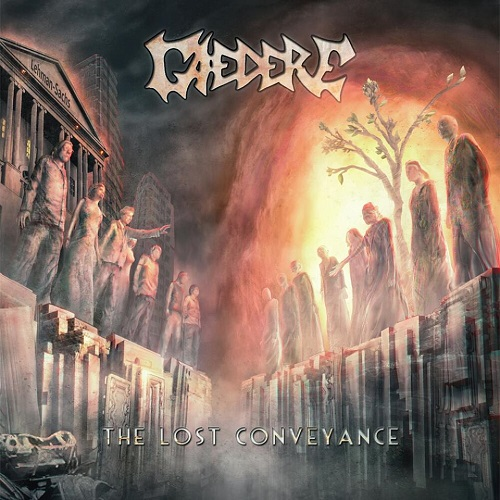 CAEDERE - The Lost Conveyance CD