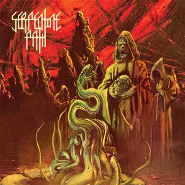 SERPENTINE PATH - Emanations CD