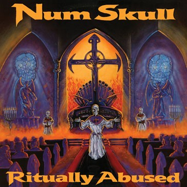 NUM SKULL - Ritually Abused CD