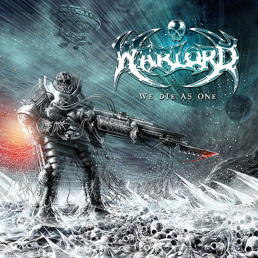 WARLORD UK - We Die As One CD