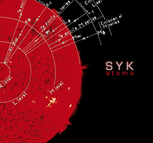 SYK - Atoma CD digipack
