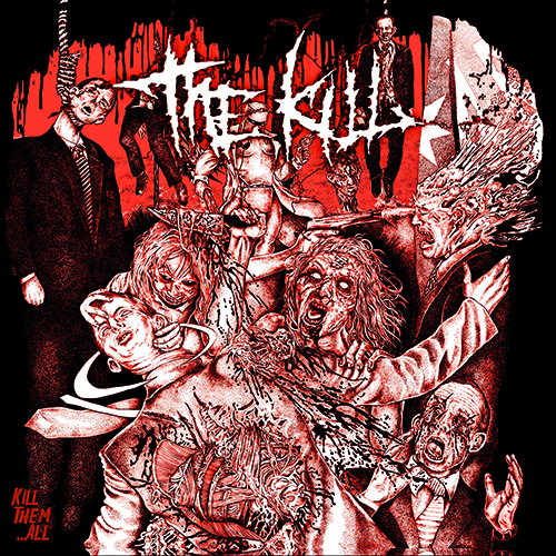 THE KILL - Kill Them All CD