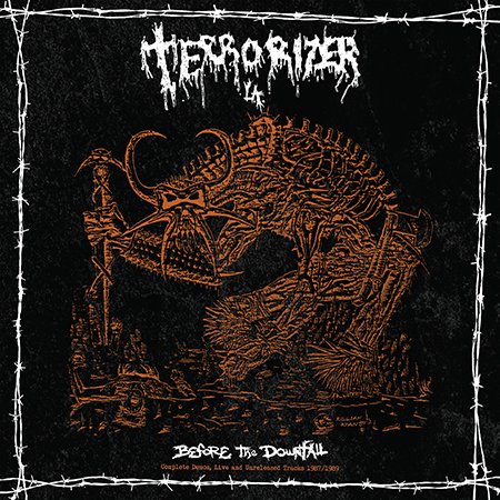 TERRORIZER (LA) - Before The Downfall 87-89 2xLP + CD