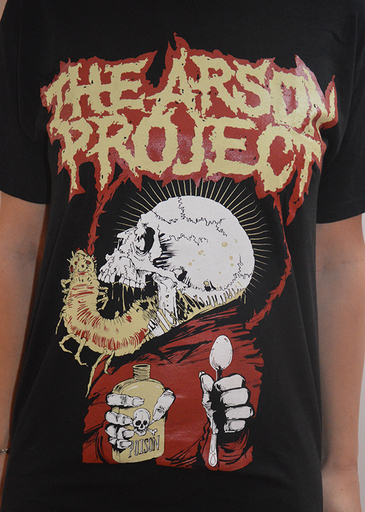 THE ARSON PROJECT - Poison TS