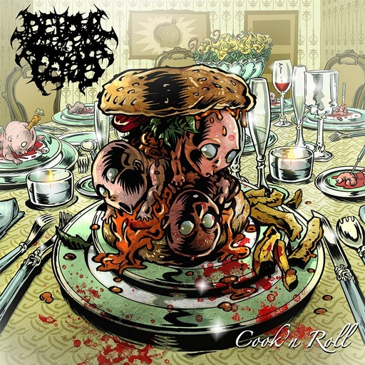 DEVOUR THE FETUS - Cook 'N Roll CD