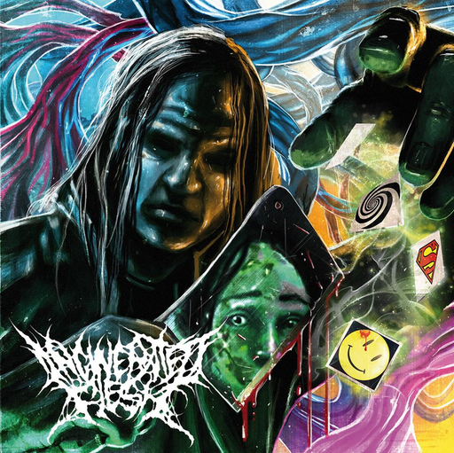 INCINERATED FLESH - Murder On Acid CD