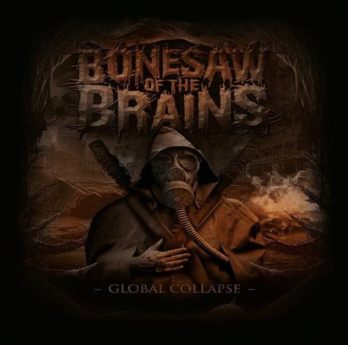 BONESAW OF THE BRAIN - Global Collapse CD