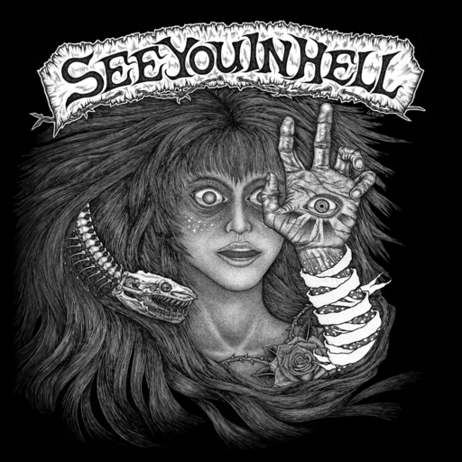 SEE YOU IN HELL - Jed LP