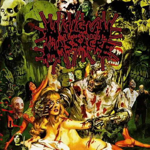 NAILGUN MASSACRE - Backyard Butchery CD