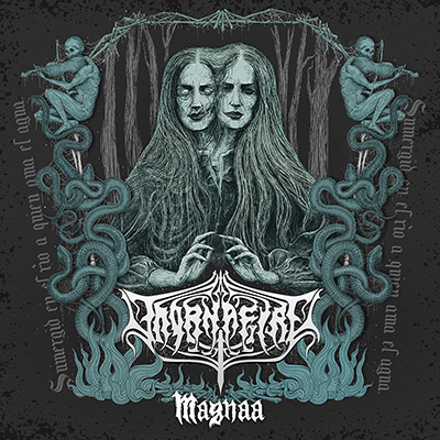 THORNAFIRE - Magnaa CD