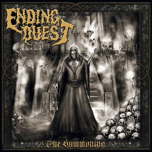 ENDING QUEST - The Summoning CD