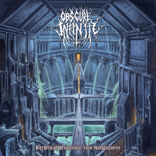 OBSCURE INFINITY - Perpetual Descending Into Nothingness CD