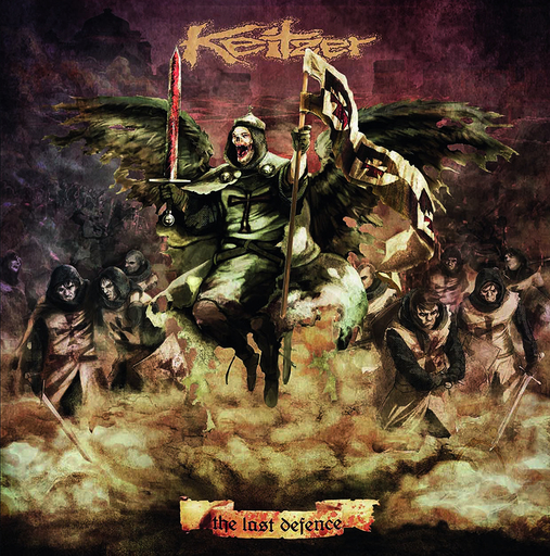 KEITZER - The Last Defence CD