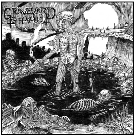 GRAVEYARD GHOUL - Tomb of the Mouldered Corpses CD