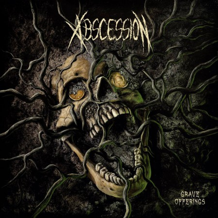 ABSCESSION - Grave Offerings CD