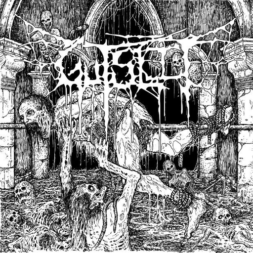 GUTSLIT - Skewered In The Sewer CD