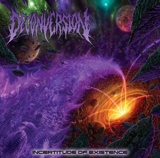 DECONVERSION - Incertitude Of Existence CD