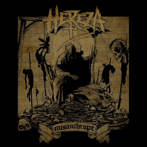 HEREZA - Misanthrope CD