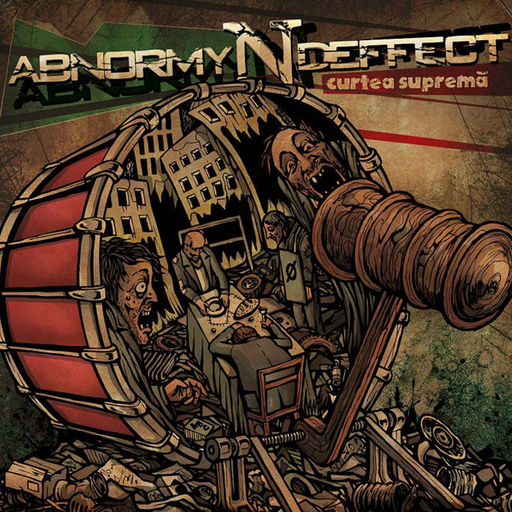 ABNORMYDEFFECT - Curtea Suprema CD digipack