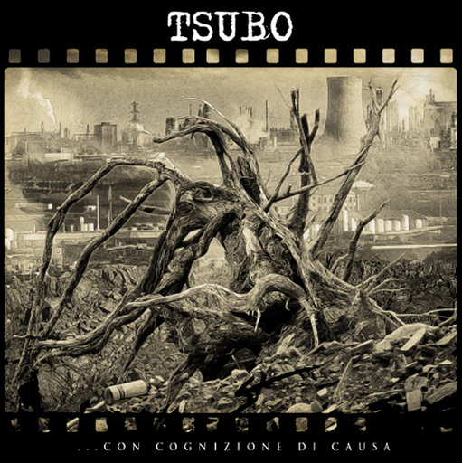 TSUBO - ...Con Cognizione di Causa CD digipack