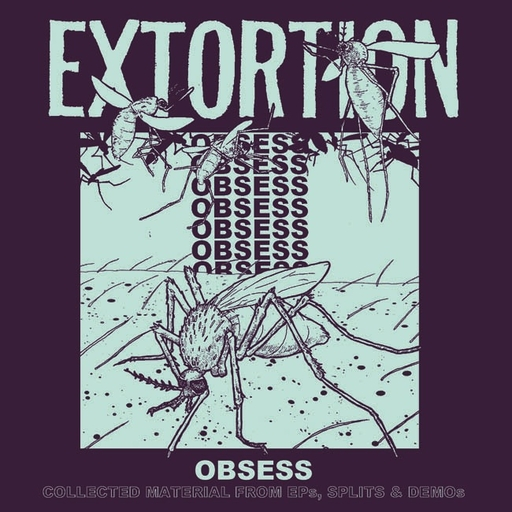 EXTORTION - Obsess CD