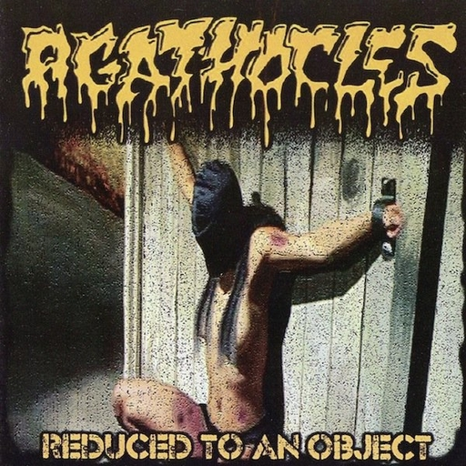 AGATHOCLES / CANNIBE CD split
