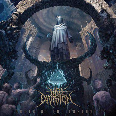 HATE DIVISION - Order Of The Enslaved CD