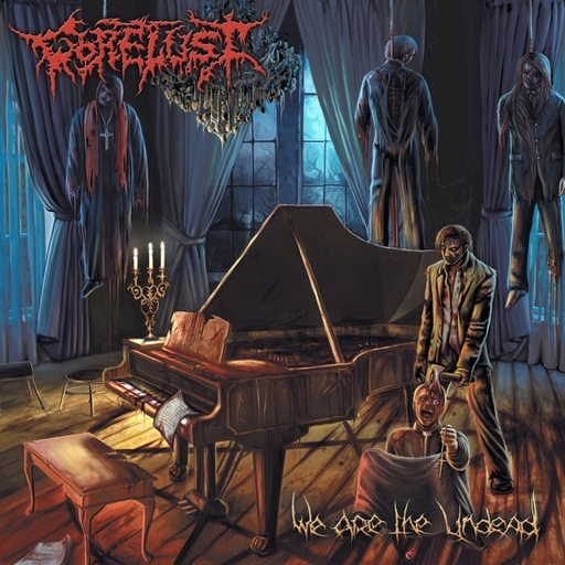 GORELUST - We Are The Undead CD