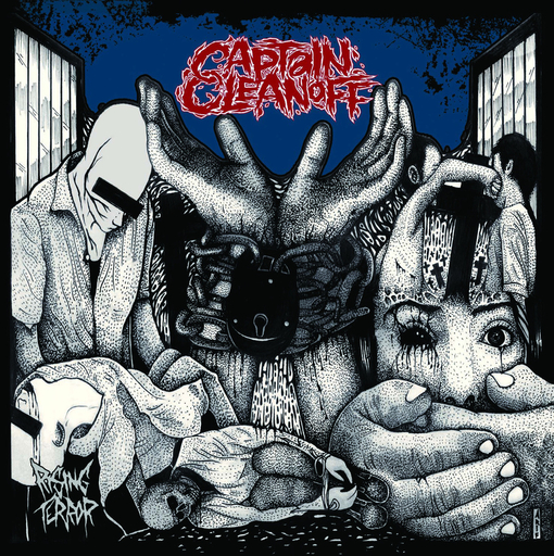 CAPTAIN CLEANOFF - Rising Terror CD
