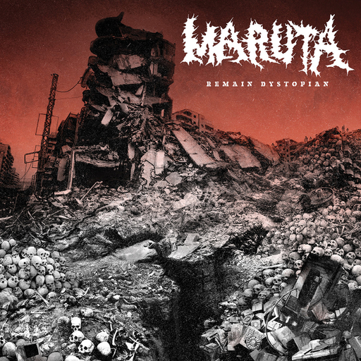 MARUTA - Remain Dystopian CD