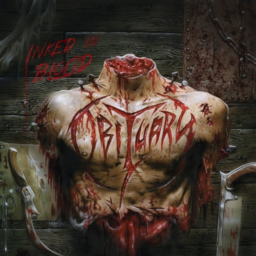 OBITUARY - Inked In Blood CD