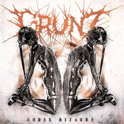 GRUNT - Codex Bizarre CD
