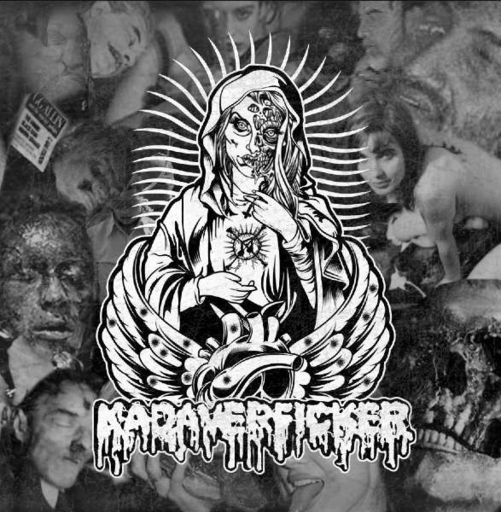 KADAVERFICKER - Nekrokore Is Love CD