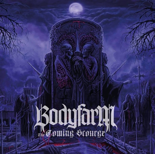 BODYFARM - The Coming Scourge CD digipack