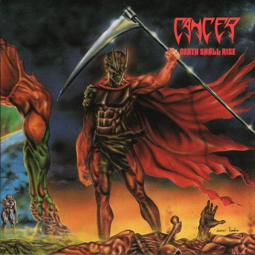 CANCER - Death Shall Rise CD