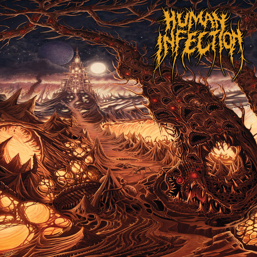HUMAN INFECTION - Curvatores In Time CD