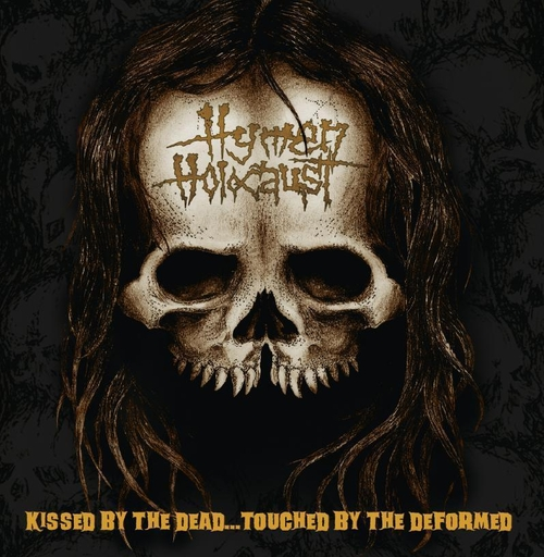 HYMEN HOLOCAUST - Kissed By The Dead...Touched By The Deformed CD