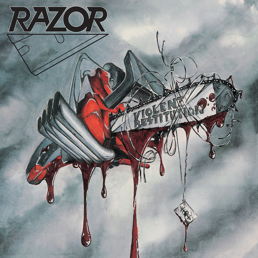 RAZOR - Violent Restitution CD