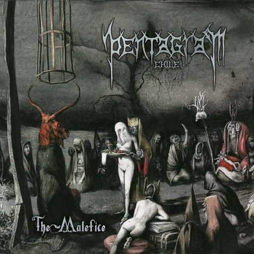 PENTAGRAM CHILE - The Malefice CD