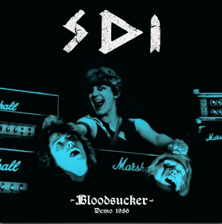 S.D.I. - Bloodsucker Demo 1986 LP