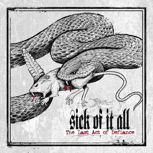 SICK OF IT ALL - Last Act Of Defiance CD