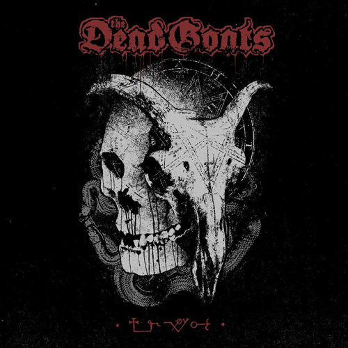THE DEAD GOATS / ICON OF EVIL CD split