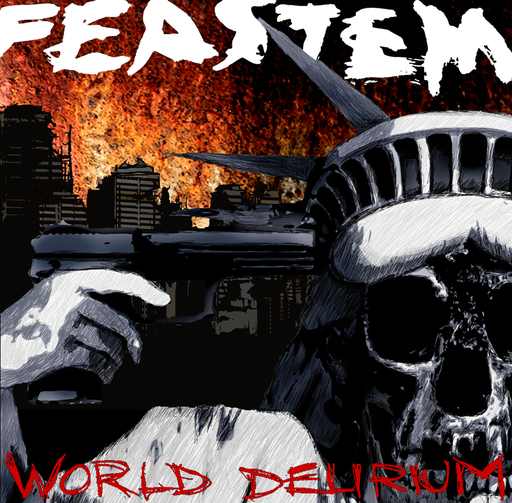 FEASTEM - World Delirium CD