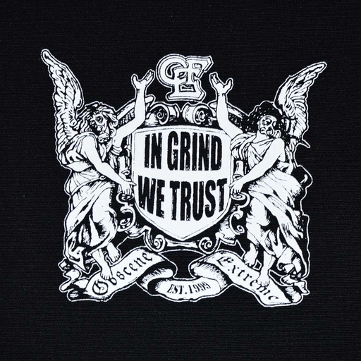 OBSCENE EXTREME - In Grind We Trust - PATCH