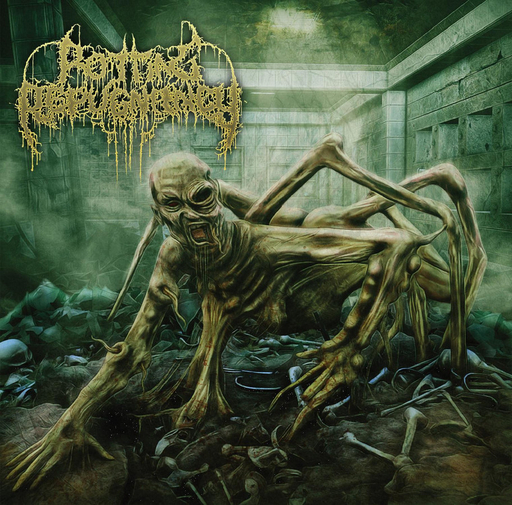 ROTTING REPUGNANCY - Path Of The Diminished CD