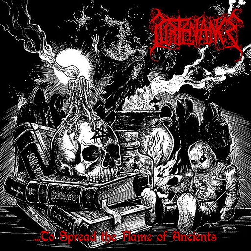 PURTENANCE - …To Spread the Flame of Ancients CD