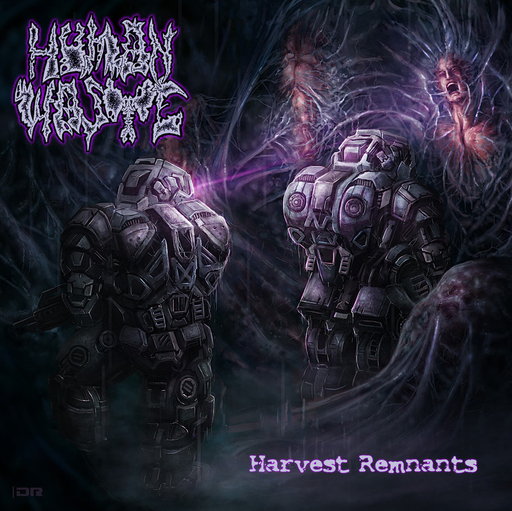 HUMAN WASTE - Harvest Remnats CD