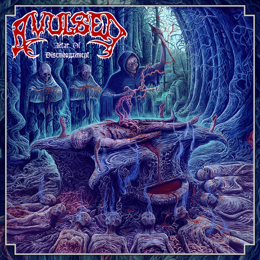 AVULSED - Altar of Disembowelment CD mini