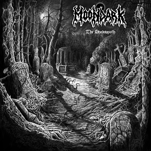 MOONDARK - The Shadowpath CD