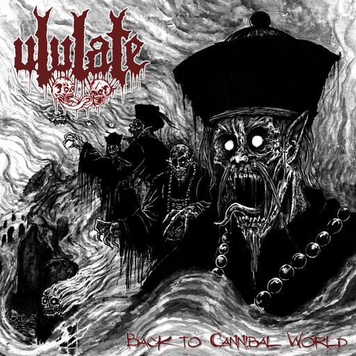 ULULATE - Back To Cannibal World CD